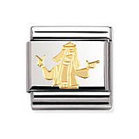 componibile unisex gioielli Nomination Composable 030148/07