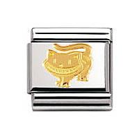 componibile unisex gioielli Nomination Composable 030149/21