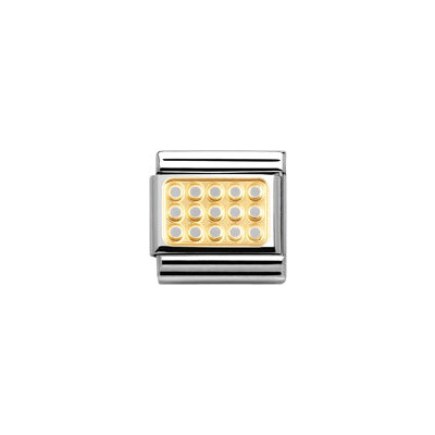 componibile unisex gioielli Nomination Composable 030153/02