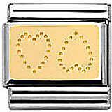 componibile unisex gioielli Nomination Composable 030158/01