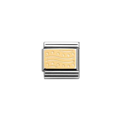 componibile unisex gioielli Nomination Composable 030158/02