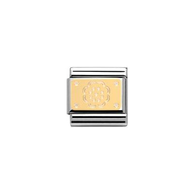 componibile unisex gioielli Nomination Composable 030158/06