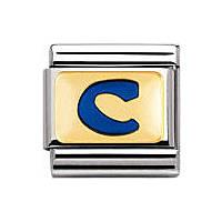 componibile unisex gioielli Nomination Composable 030201/03