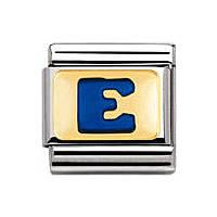 componibile unisex gioielli Nomination Composable 030201/05