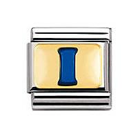 componibile unisex gioielli Nomination Composable 030201/09
