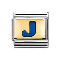 componibile unisex gioielli Nomination Composable 030201/10