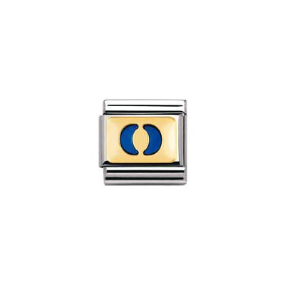 componibile unisex gioielli Nomination Composable 030201/15