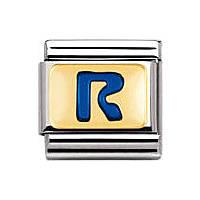 componibile unisex gioielli Nomination Composable 030201/18