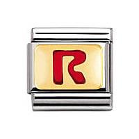 componibile unisex gioielli Nomination Composable 030202/18