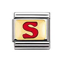 componibile unisex gioielli Nomination Composable 030202/19