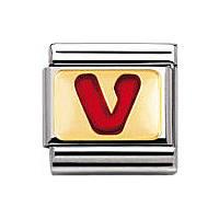 componibile unisex gioielli Nomination Composable 030202/22