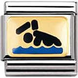 componibile unisex gioielli Nomination Composable 030203/01