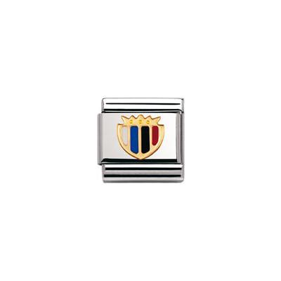 componibile unisex gioielli Nomination Composable 030204/09