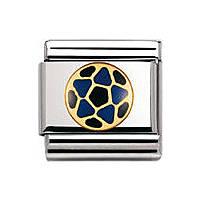 componibile unisex gioielli Nomination Composable 030204/14