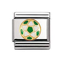 componibile unisex gioielli Nomination Composable 030204/41