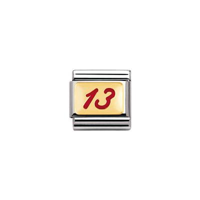 componibile unisex gioielli Nomination Composable 030205/21