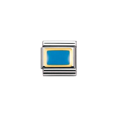 componibile unisex gioielli Nomination Composable 030206/17