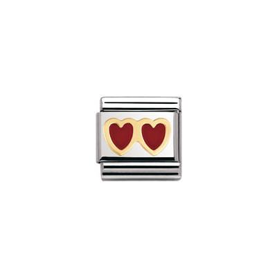 componibile unisex gioielli Nomination Composable 030207/02