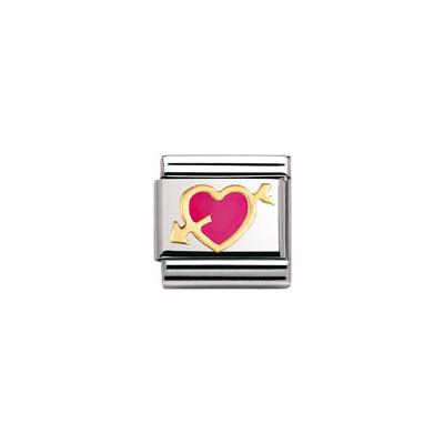 componibile unisex gioielli Nomination Composable 030207/14
