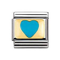 componibile unisex gioielli Nomination Composable 030207/26