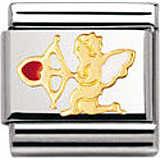 componibile unisex gioielli Nomination Composable 030207/30