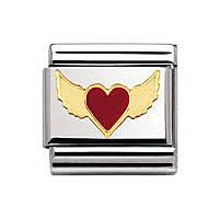 componibile unisex gioielli Nomination Composable 030207/45