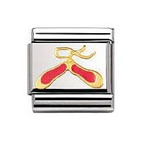 componibile unisex gioielli Nomination Composable 030208/02