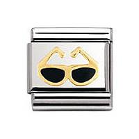 componibile unisex gioielli Nomination Composable 030208/18