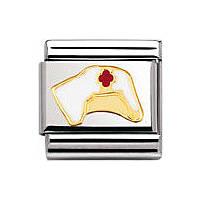 componibile unisex gioielli Nomination Composable 030208/25