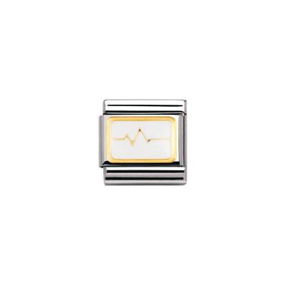 componibile unisex gioielli Nomination Composable 030208/31
