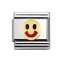 componibile unisex gioielli Nomination Composable 030209/34