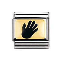 componibile unisex gioielli Nomination Composable 030209/44