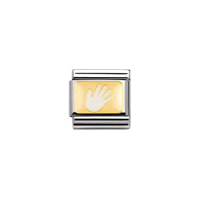 componibile unisex gioielli Nomination Composable 030209/45