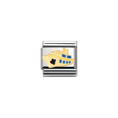 componibile unisex gioielli Nomination Composable 030210/12