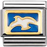 componibile unisex gioielli Nomination Composable 030211/18