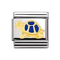 componibile unisex gioielli Nomination Composable 030212/18