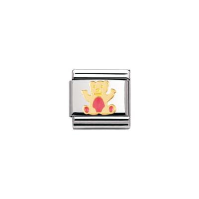 componibile unisex gioielli Nomination Composable 030212/32