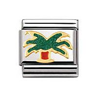 componibile unisex gioielli Nomination Composable 030214/30