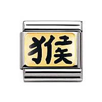 componibile unisex gioielli Nomination Composable 030227/03