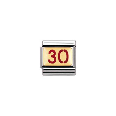 componibile unisex gioielli Nomination Composable 030230/45