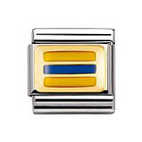 componibile unisex gioielli Nomination Composable 030233/04