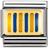 componibile unisex gioielli Nomination Composable 030233/07