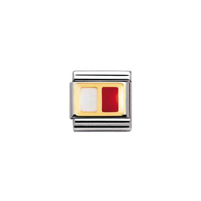 componibile unisex gioielli Nomination Composable 030233/08