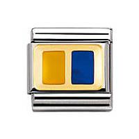 componibile unisex gioielli Nomination Composable 030233/11