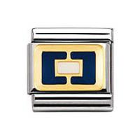 componibile unisex gioielli Nomination Composable 030233/16