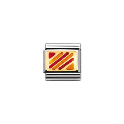 componibile unisex gioielli Nomination Composable 030233/25