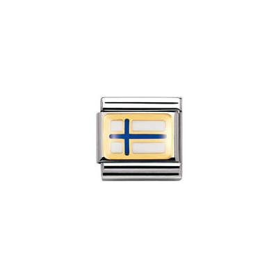 componibile unisex gioielli Nomination Composable 030234/04