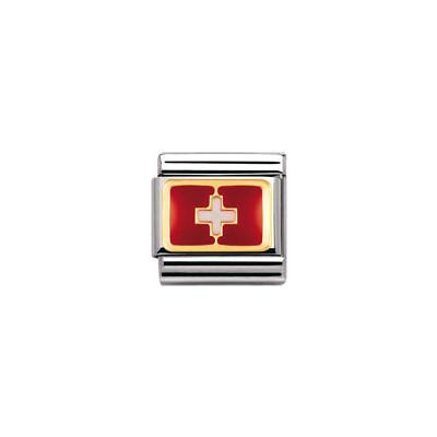 componibile unisex gioielli Nomination Composable 030234/09