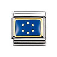 componibile unisex gioielli Nomination Composable 030234/24