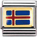 componibile unisex gioielli Nomination Composable 030234/31